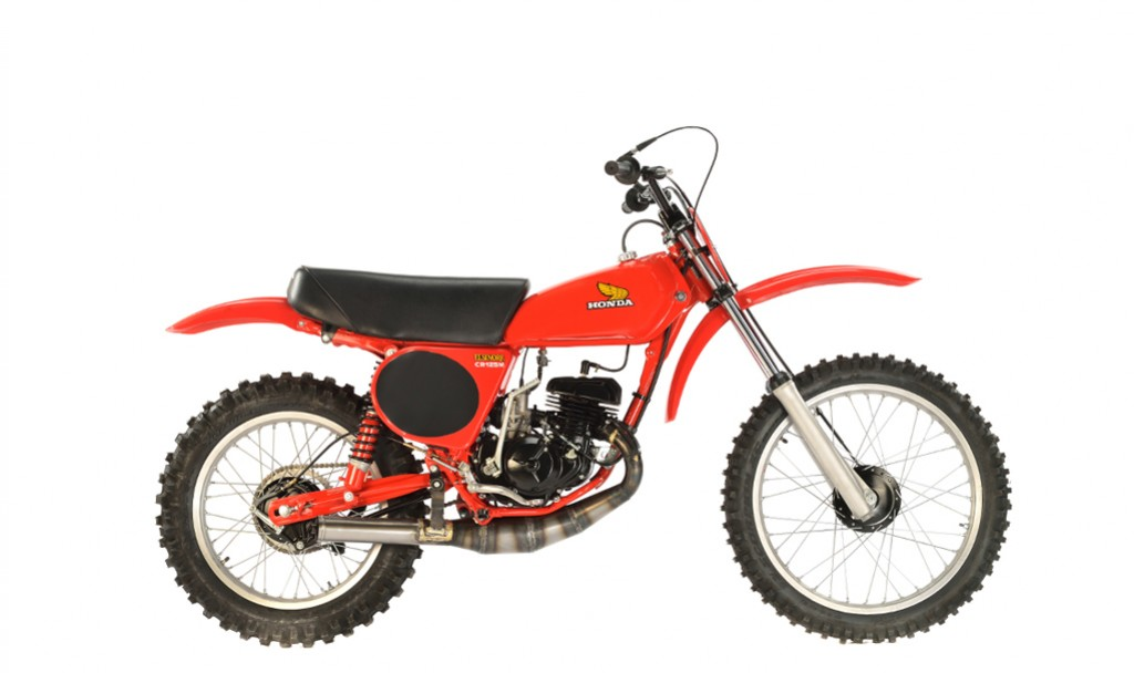 HONDA CR125M ELSINORE